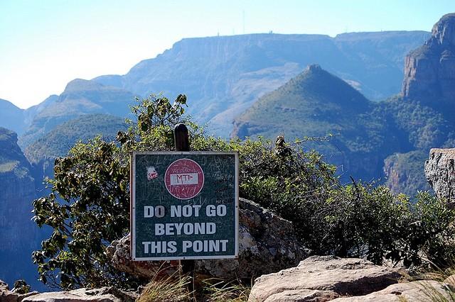 Каньйон річки Блайд (Blyde River Canyon) (17)