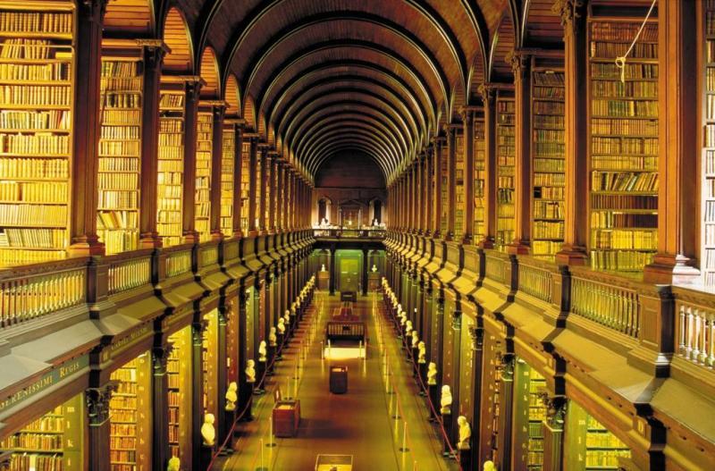 5 найбільш величних бібліотек світу
