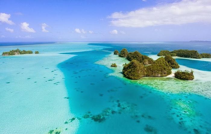 Острови Палау, справжній тропічний рай на Землі (2)
