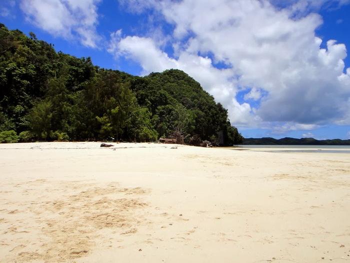 Острови Палау, справжній тропічний рай на Землі (5)