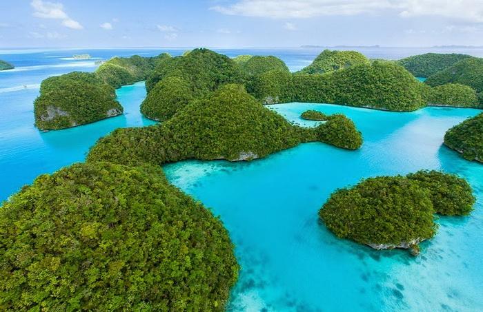 Острови Палау, справжній тропічний рай на Землі (7)