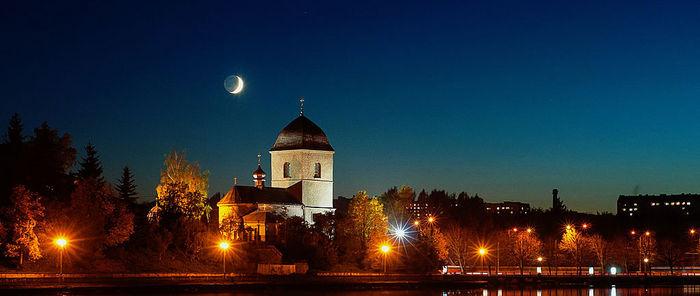 Надставна церква в Тернополі. Автор - Дмитро Ващенко