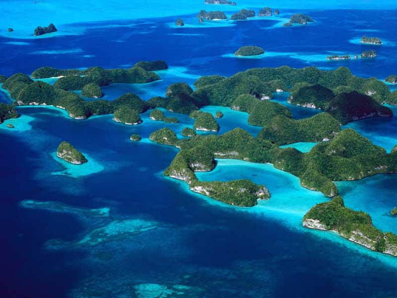 Острови Палау, справжній тропічний рай на Землі (8)