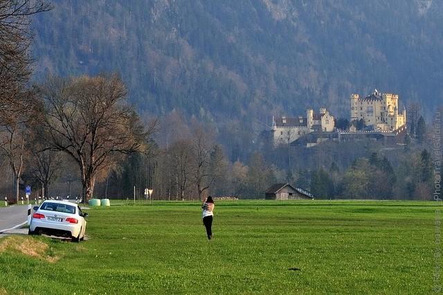 Замок Хоеншвангау, Фюссен, Німеччина. (7)