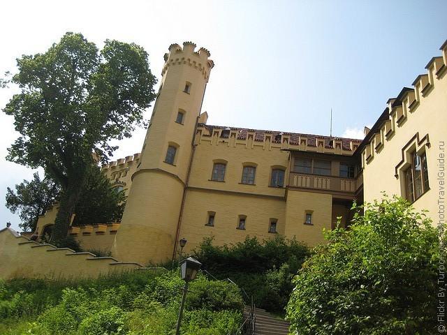 Замок Хоеншвангау, Фюссен, Німеччина. (8)