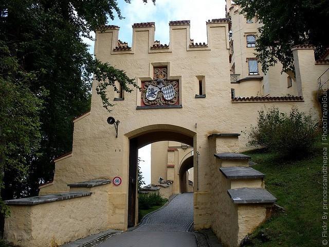 Замок Хоеншвангау, Фюссен, Німеччина. (11)