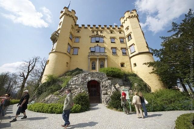 Замок Хоеншвангау, Фюссен, Німеччина. (13)