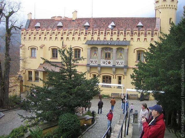 Замок Хоеншвангау, Фюссен, Німеччина. (14)