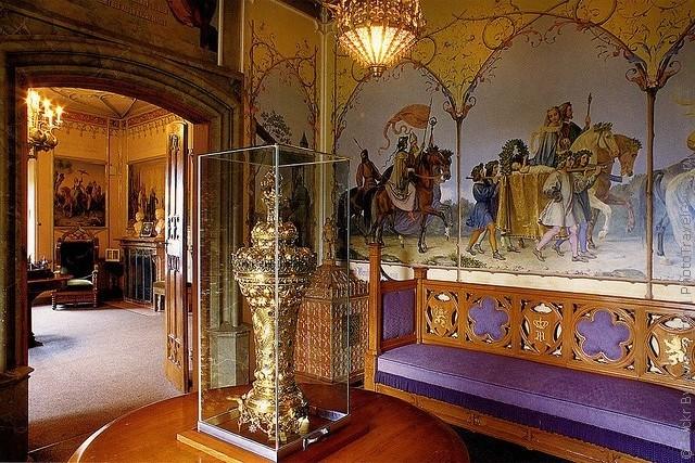 Замок Хоеншвангау, Фюссен, Німеччина. (15)