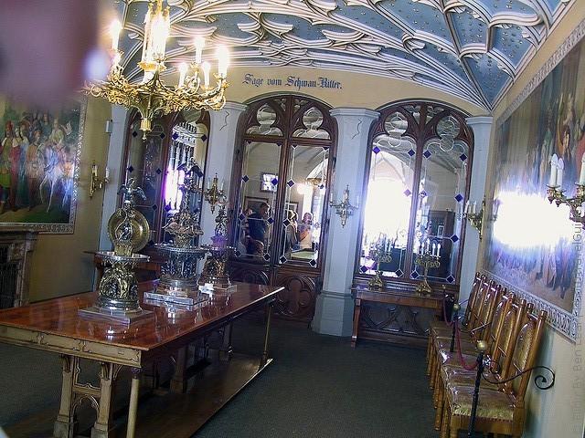 Замок Хоеншвангау, Фюссен, Німеччина. (16)