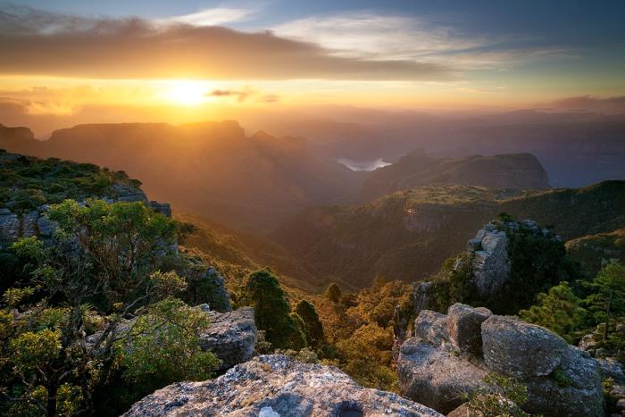 Каньйон річки Блайд (Blyde River Canyon) (1)