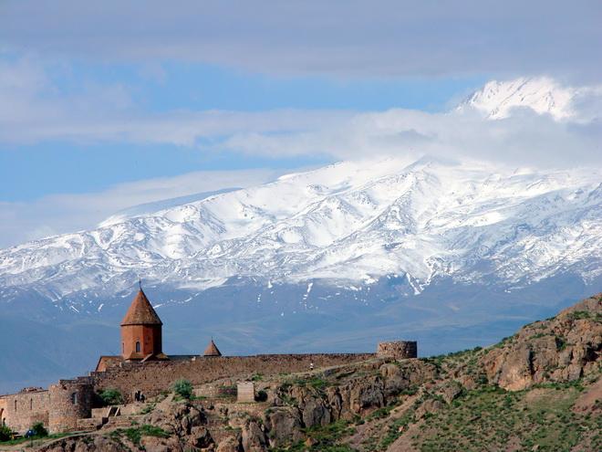 Гора Арарат, Вірменія (6)