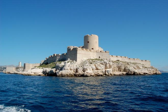 Замок Іф, один з найвідоміших замків світу, Франція (5)