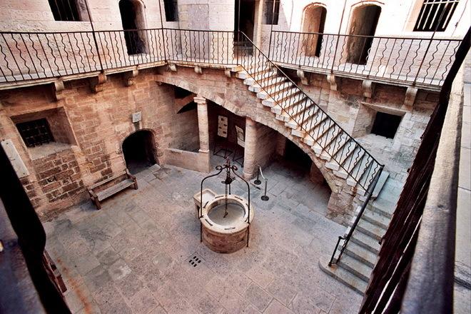 Замок Іф, один з найвідоміших замків світу, Франція (10)