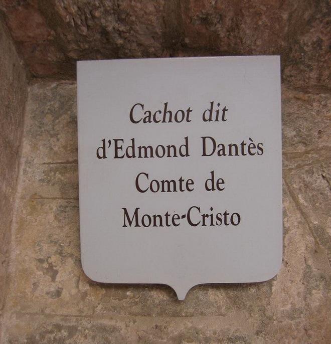 Замок Іф, один з найвідоміших замків світу, Франція (11)