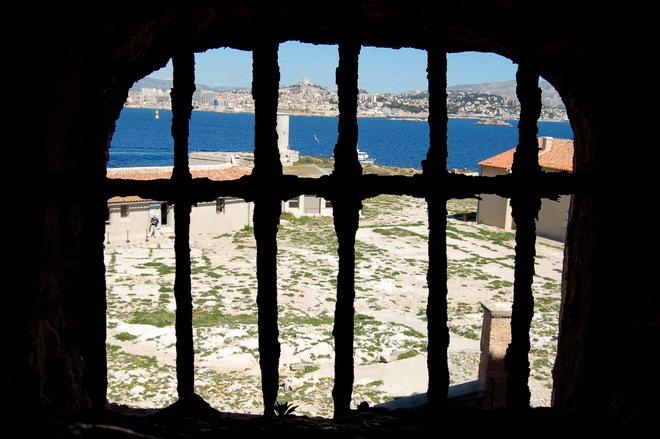 Замок Іф, один з найвідоміших замків світу, Франція (12)