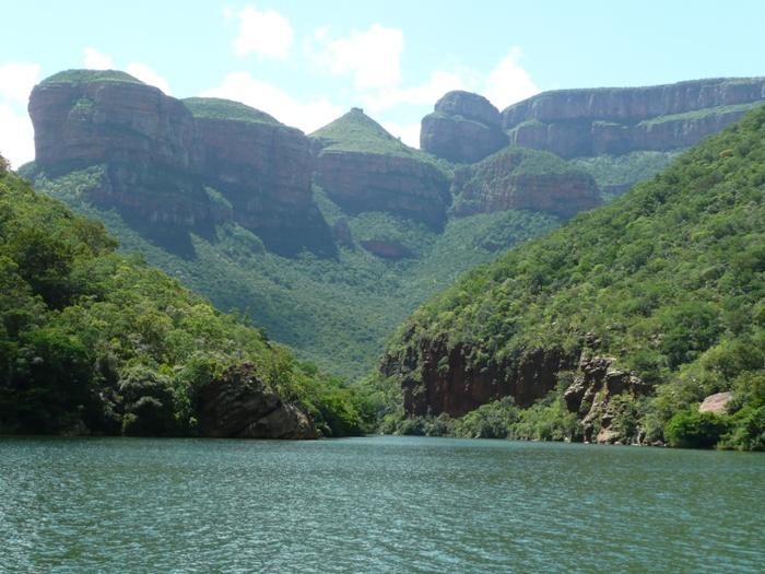 Каньйон річки Блайд (Blyde River Canyon) (5)