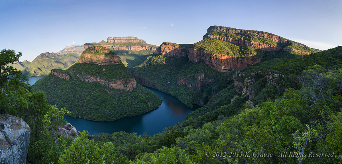 Каньйон річки Блайд (Blyde River Canyon) (7)