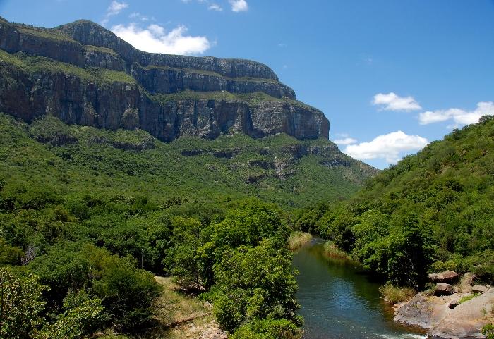Каньйон річки Блайд (Blyde River Canyon) (4)