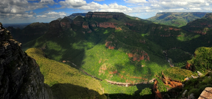 Каньйон річки Блайд (Blyde River Canyon) (2)