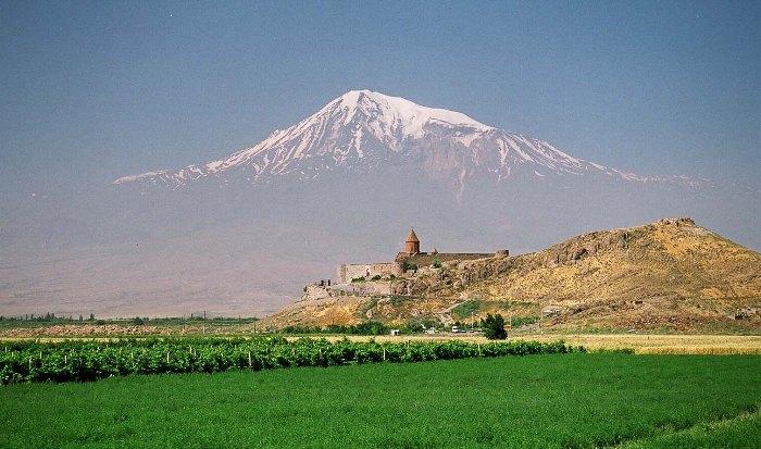 Гора Арарат, Вірменія (3)