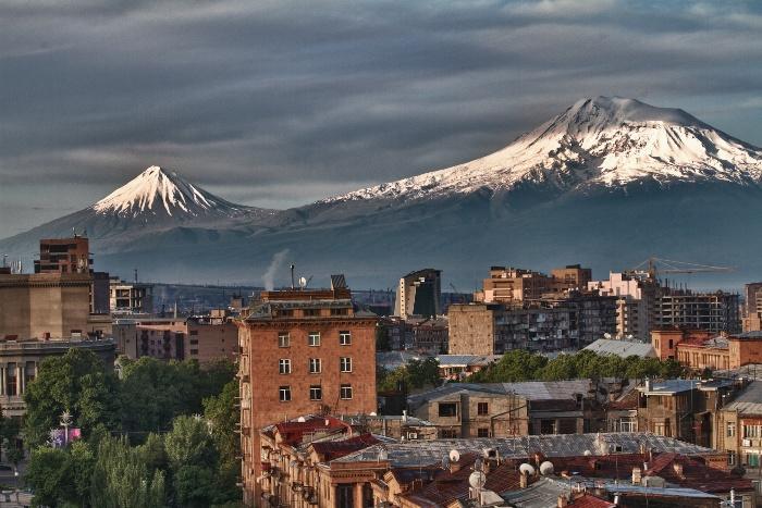Гора Арарат, Вірменія (1)