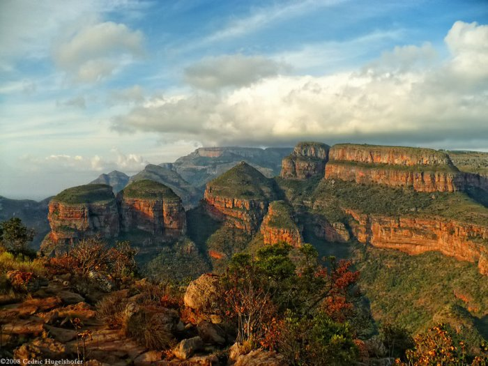 Каньйон річки Блайд (Blyde River Canyon) (8)