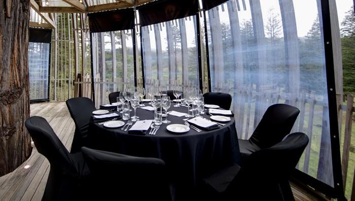 Романтичний ресторан на дереві Yellow Tree House, унікальний ресторан від PEA (17)