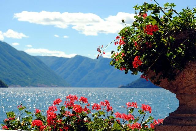 Італійське озеро Комо (італ. Lago di Como) (4)