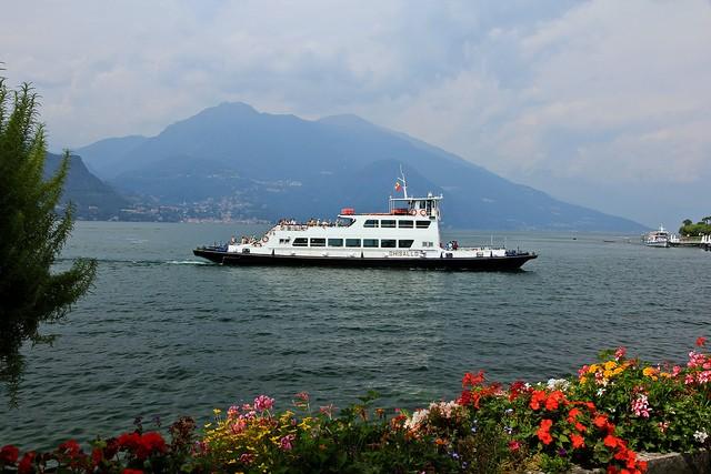 Італійське озеро Комо (італ. Lago di Como) (5)
