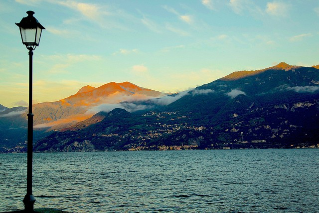 Італійське озеро Комо (італ. Lago di Como) (6)