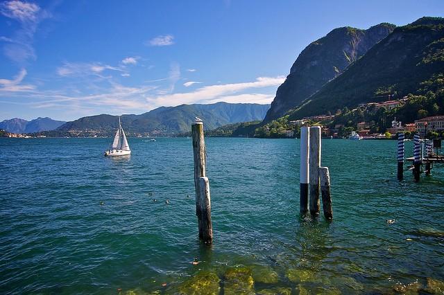 Італійське озеро Комо (італ. Lago di Como) (7)