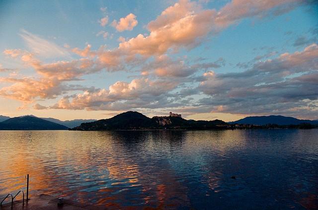 Італійське озеро Комо (італ. Lago di Como) (8)