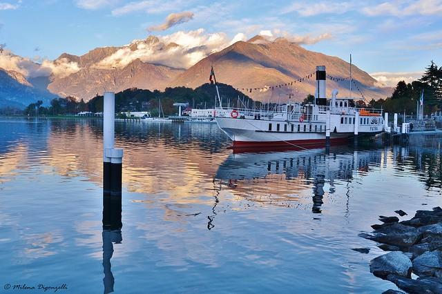 Італійське озеро Комо (італ. Lago di Como) (11)