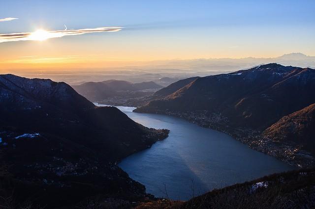 Італійське озеро Комо (італ. Lago di Como) (12)