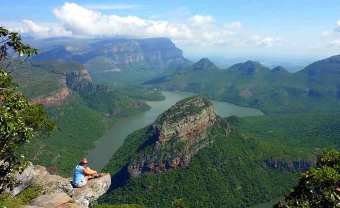 Каньйон річки Блайд (Blyde River Canyon) (3)
