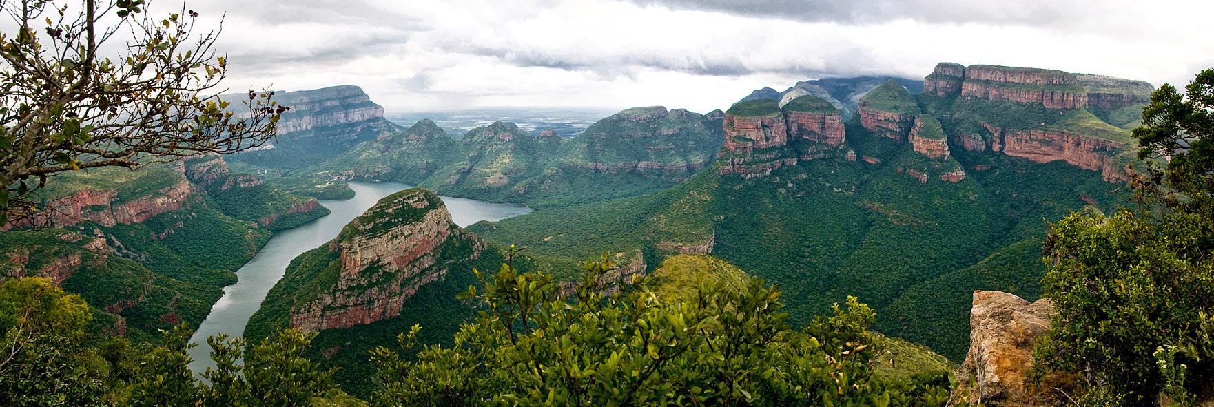 Каньйон річки Блайд (Blyde River Canyon) (6)