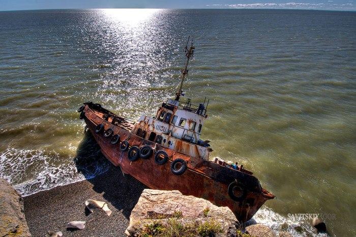 корабельні аварії, покинуті човни (1)