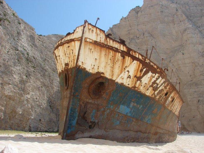 корабельні аварії, покинуті човни (6)