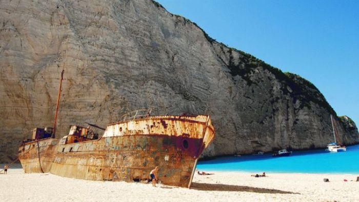 корабельні аварії, покинуті човни (7)