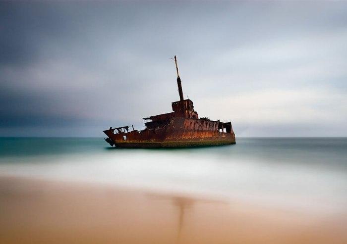 корабельні аварії, покинуті човни (9)