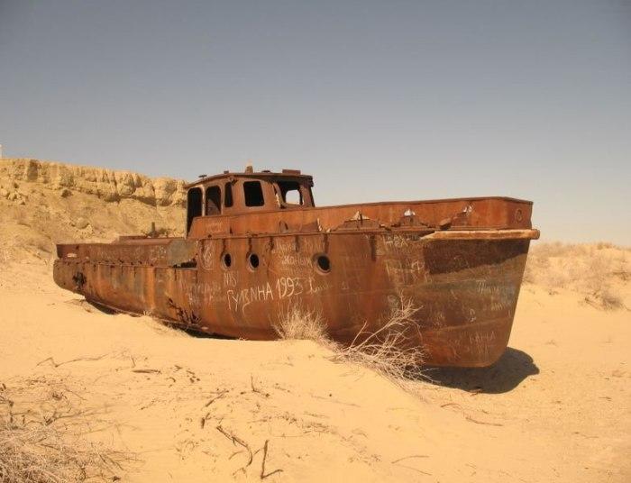 корабельні аварії, покинуті човни (11)