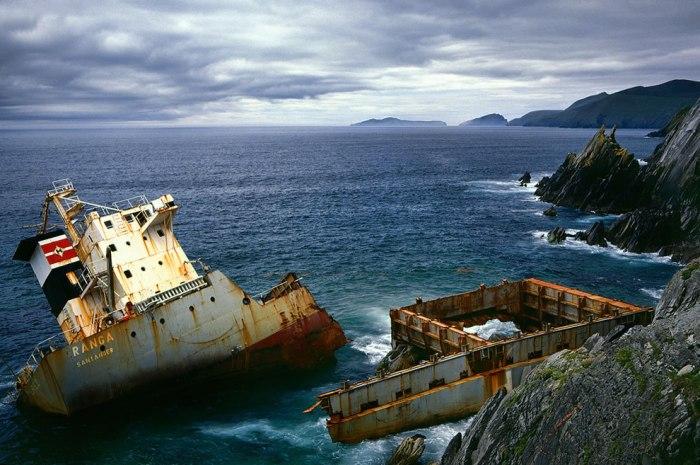 корабельні аварії, покинуті човни (13)