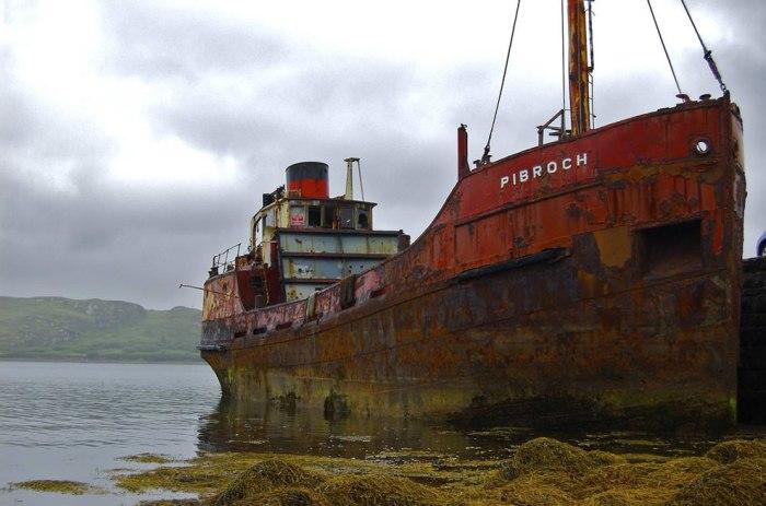 корабельні аварії, покинуті човни (14)