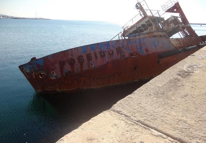 корабельні аварії, покинуті човни (15)