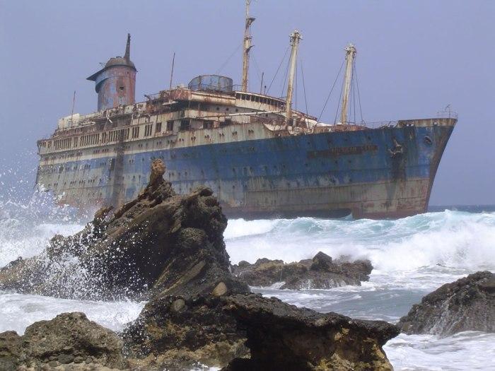 корабельні аварії, покинуті човни (17)