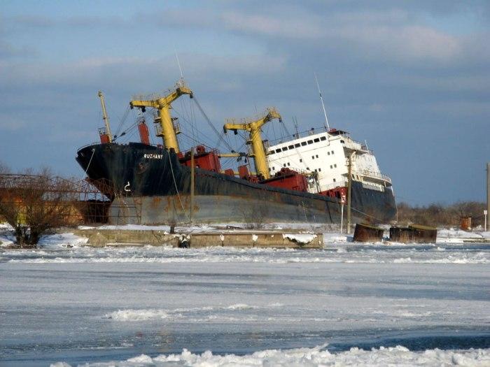 корабельні аварії, покинуті човни (19)