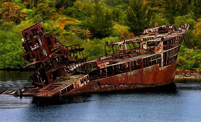 корабельні аварії, покинуті човни (21)