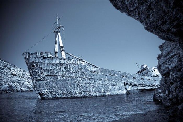 корабельні аварії, покинуті човни (24)