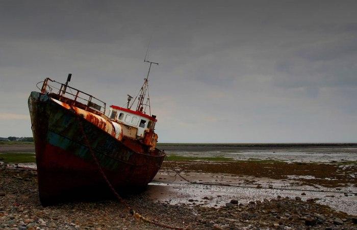 корабельні аварії, покинуті човни (35)